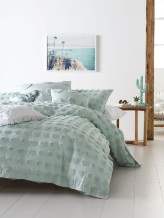 Haze Mist Quilt Cover Set