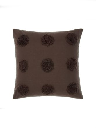 Haze Mocha European Pillowcase