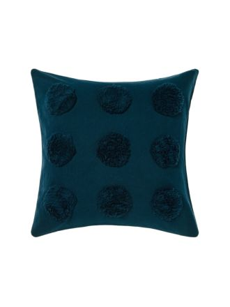 Haze Teal Cushion 45x45cm