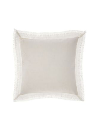 Iliana White Cushion 45x45cm