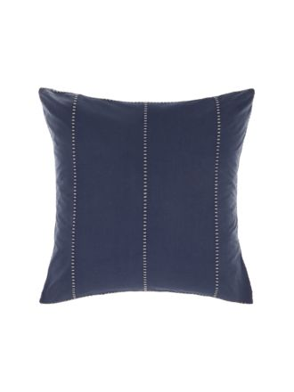 Jerome Navy European Pillowcase