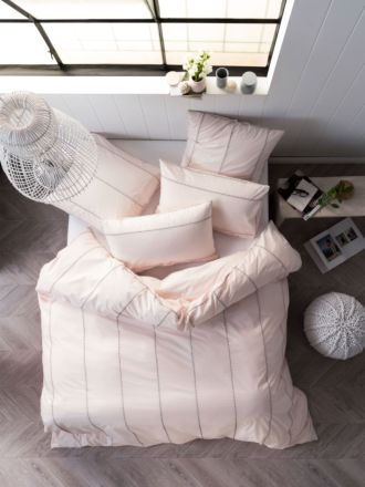 Jerome Pink Quilt Cover Set