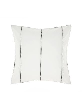 Jerome White European Pillowcase