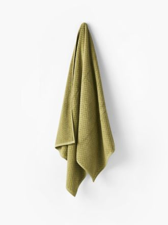 Jordan Spot Olive Towel Collection