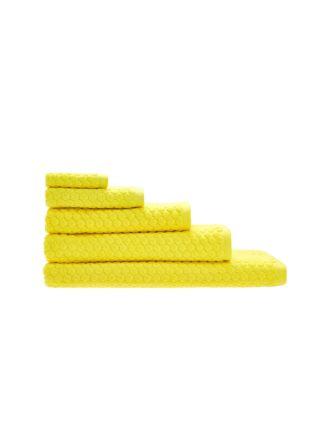 Jordan Spot Yellow Towel Collection