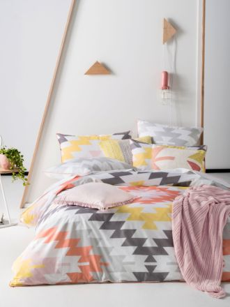 Kaya Quilt Cover Set