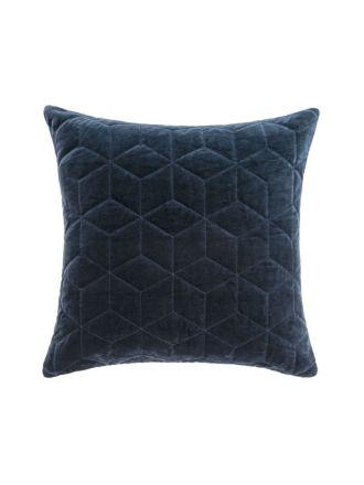 Kew Navy Cushion 45x45cm
