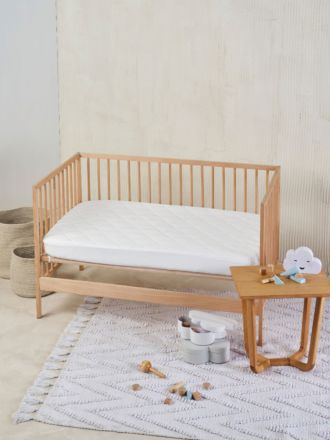 Kind Cotton Cot Mattress Protector