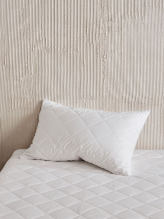 Kind Cotton Pillow Protector