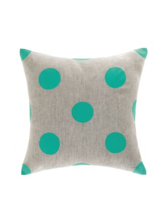 Kyneton Mint Cushion 45x45cm
