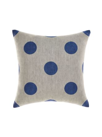 Kyneton Navy Cushion 45x45cm