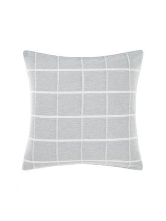 Leonard Grey European Pillowcase