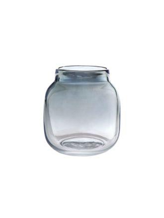 Macey Grey Vase 16.5cm