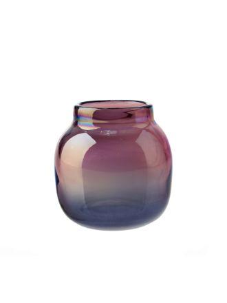 Macey Pink Vase 12.5cm