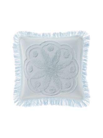 Manisha Blue Cushion 50x50cm