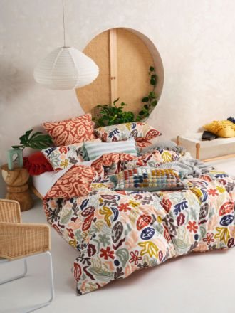 McKenzie Quilt Cover Set
