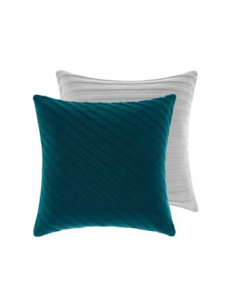 Mikel Teal Cushion 50x50cm