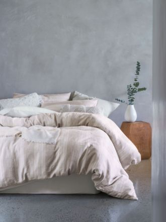 Millet Linen Quilt Cover Set