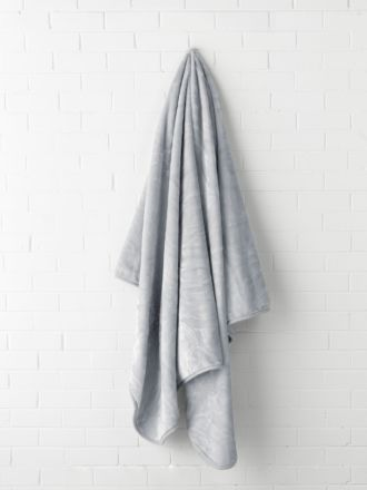 Mink Silver Blanket