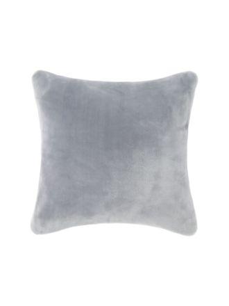 Mink Silver Cushion 45x45cm