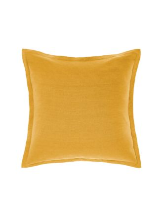 Nimes Chai Tailored Linen Cushion 48x48cm