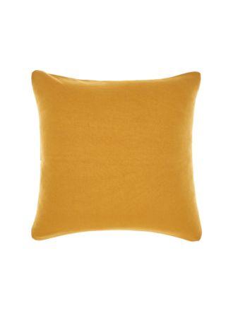 Nimes Chai Linen European Pillowcase