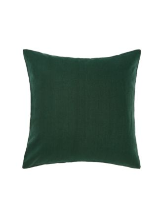 Nimes Ivy Linen European Pillowcase
