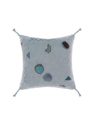 Otis Blue Cushion 50x50cm