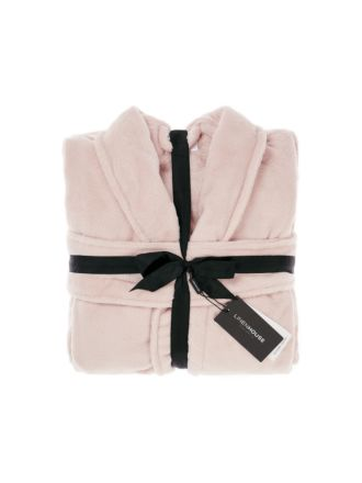 Plush Kids Blush Robe