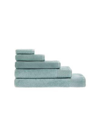 Riba Aqua Towel Collection