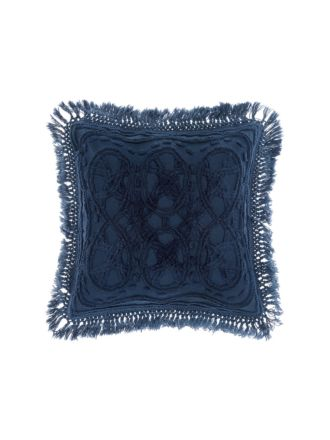 Somers Denim Cushion 50x50cm