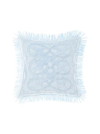 Somers Soft Blue Cushion 50x50cm