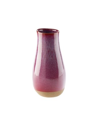 Splendor Pink Vase 25cm