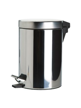 Stainless Steel Tidy Bin