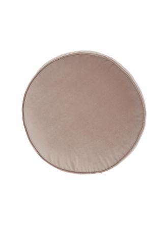 Toro Mauve Cushion 43cm Round