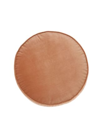 Toro Peach Cushion 43cm Round