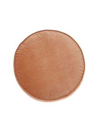 Toro Peach Cushion 43cm Round
