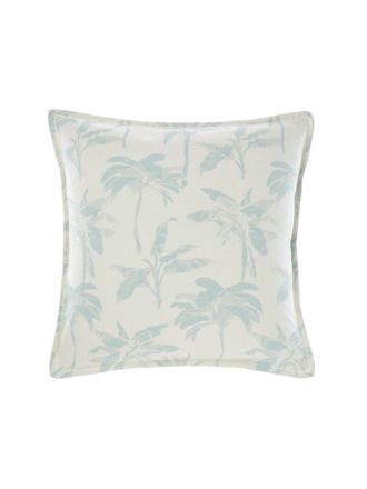 Tropea Aqua European Pillowcase