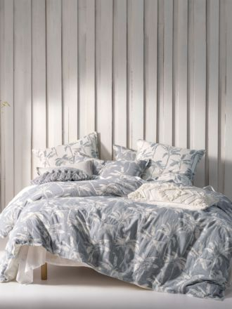 Tropea Denim Quilt Cover Set