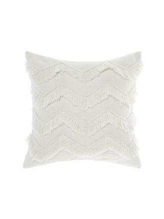 Vanuatu White Cushion 45x45cm