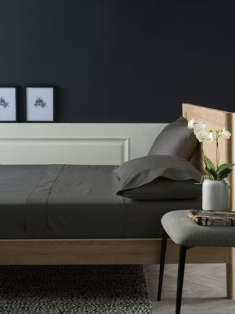 1000 Thread Count Charcoal Sheet Set