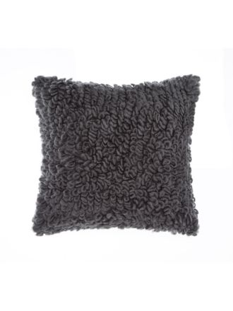 Westwood Charcoal Cushion 45x45cm