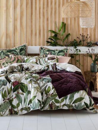 Wonderplant Quilt Cover Set