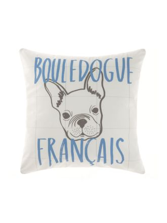 Bouledogue Cushion 45x45cm