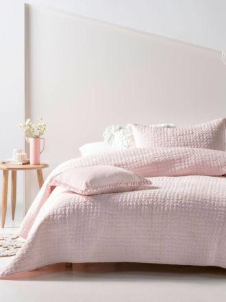 Mireya Pink Coverlet