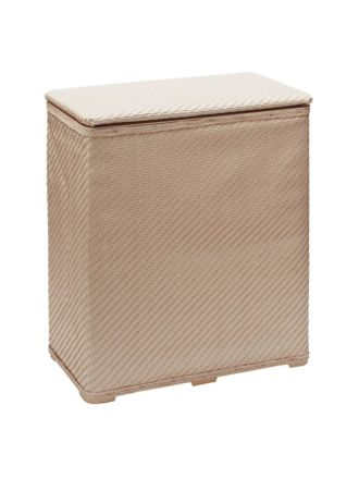 Wicker Linen Hamper