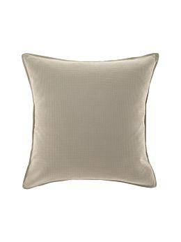 Waffle Linen European Pillowcase
