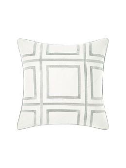 Treillage Silver Cushion 50x50cm