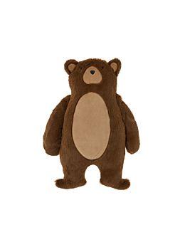 Barry The Bear Novelty Cushion