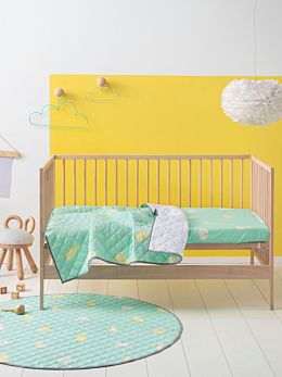 Ducklings Cot Coverlet